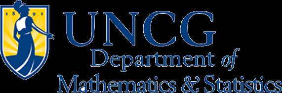 UNCG Math Stats logo